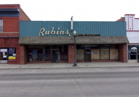 113 S 2nd St (Rubins) Front View