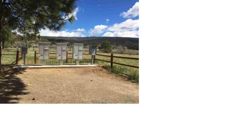 Enchanted Hills MH Estates Mailboxes