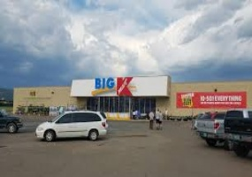 KMart front view